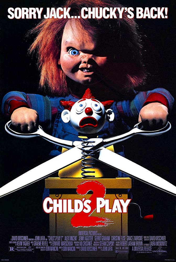 Review Child's Play 2 (1990)