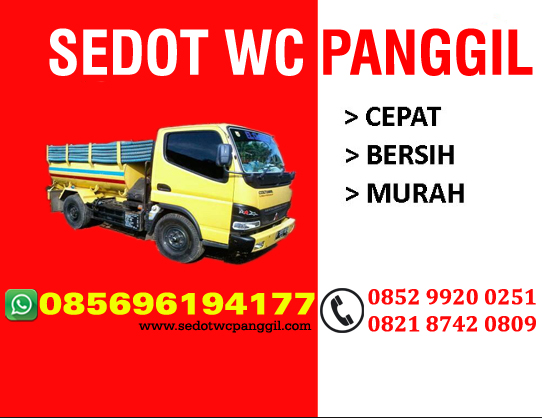 Jasa Kuras WC Dan Penyedot WC Minahasa Telpon 085299200251