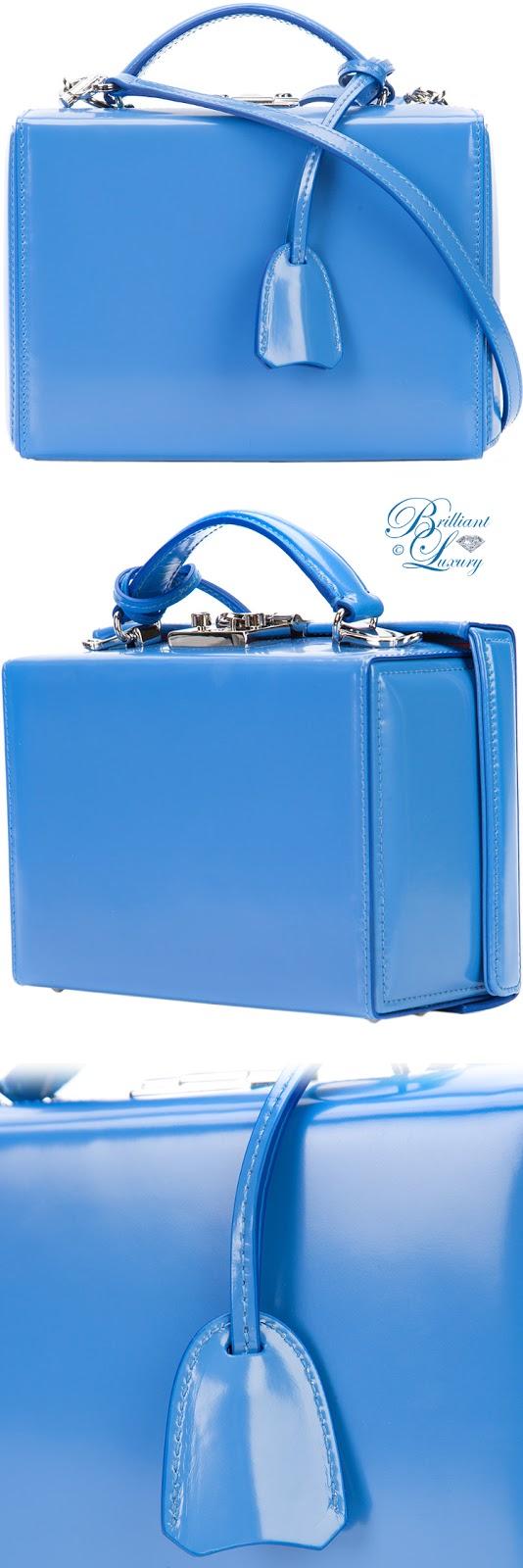 Brilliant Luxury ♦ Mark Cross Small Boxy Shoulder Bag