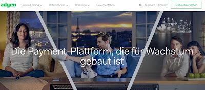 Niederländisches Web-Einhorn: Adyen