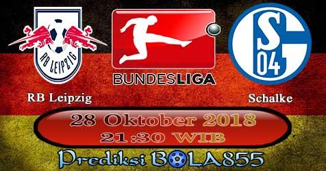 Prediksi Bola855 RB Leipzig vs Schalke 28 Oktober 2018