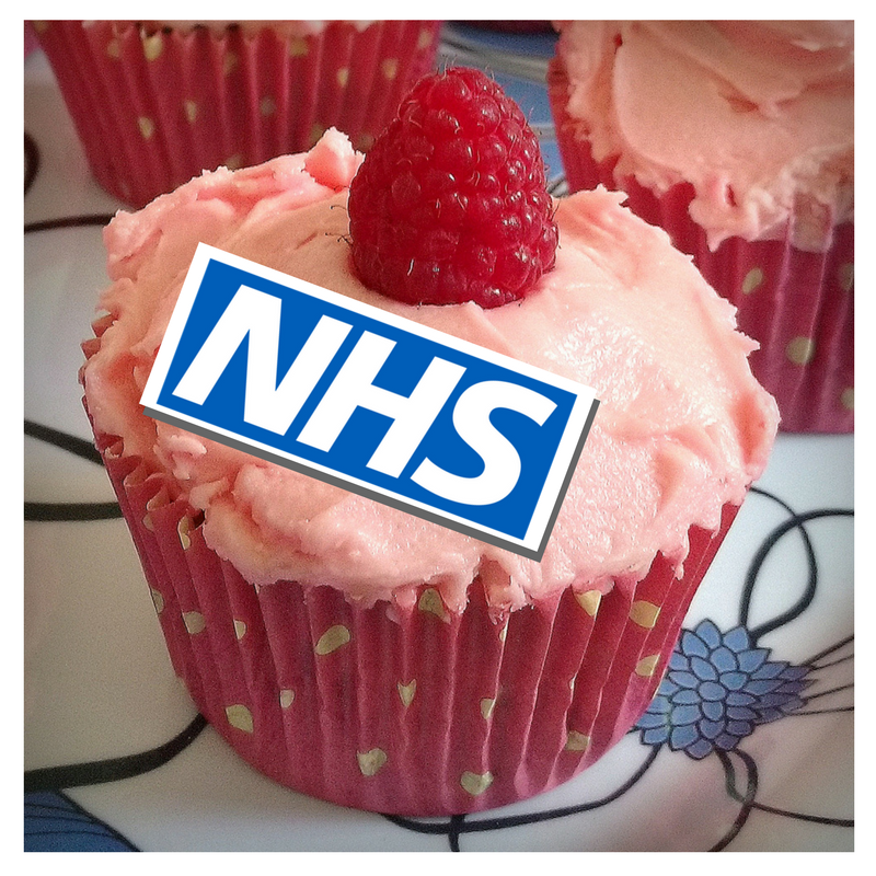 A tribute to my NHS colleagues, and the sharing of food that goes a long way to support us.