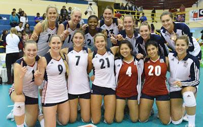 EUA campeão da Copa Panamericana 2017 vôlei feminino