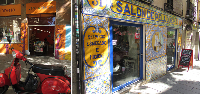 Valentina Vaguada: Malasaña, madrid, art, street art, urban art, murals, murales, spain, españa