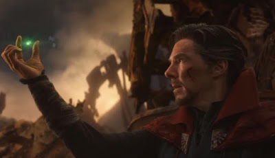 avengers 4 endgame fan theory doctor strange plan infinity war