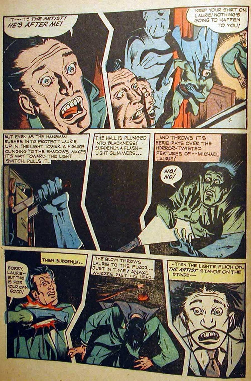 Hangman Comics issue 5 - Page 42