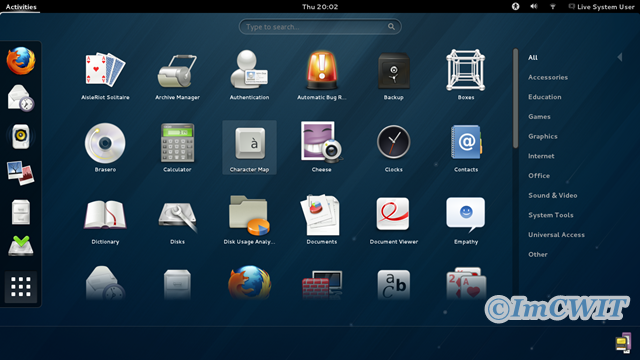 Free Download Fedora v19.0 x86/x64 -Menu
