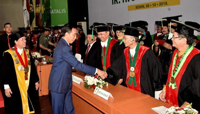 Jokowi Boleh ke Universitas, Kenapa Prabowo Dilarang?