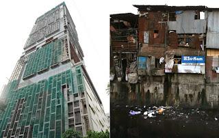 Antillia and slums