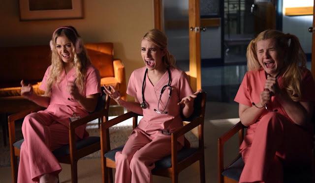 Imágenes promocionales y sinopsis del 2x01: 'Scream Again'