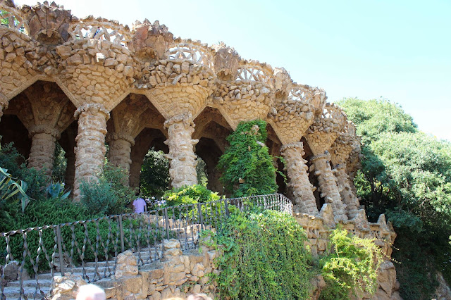 Park Guell  | Chichi Mary Blog