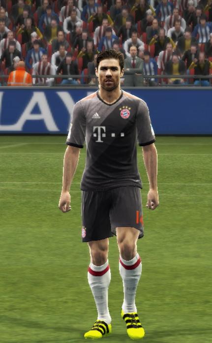 PES 2013 Bayern Munich 2016/17 GDB Update v2 by Strex Kitmaker