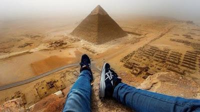 Misteri Metode Penyelarasan Piramida Agung Terungkap