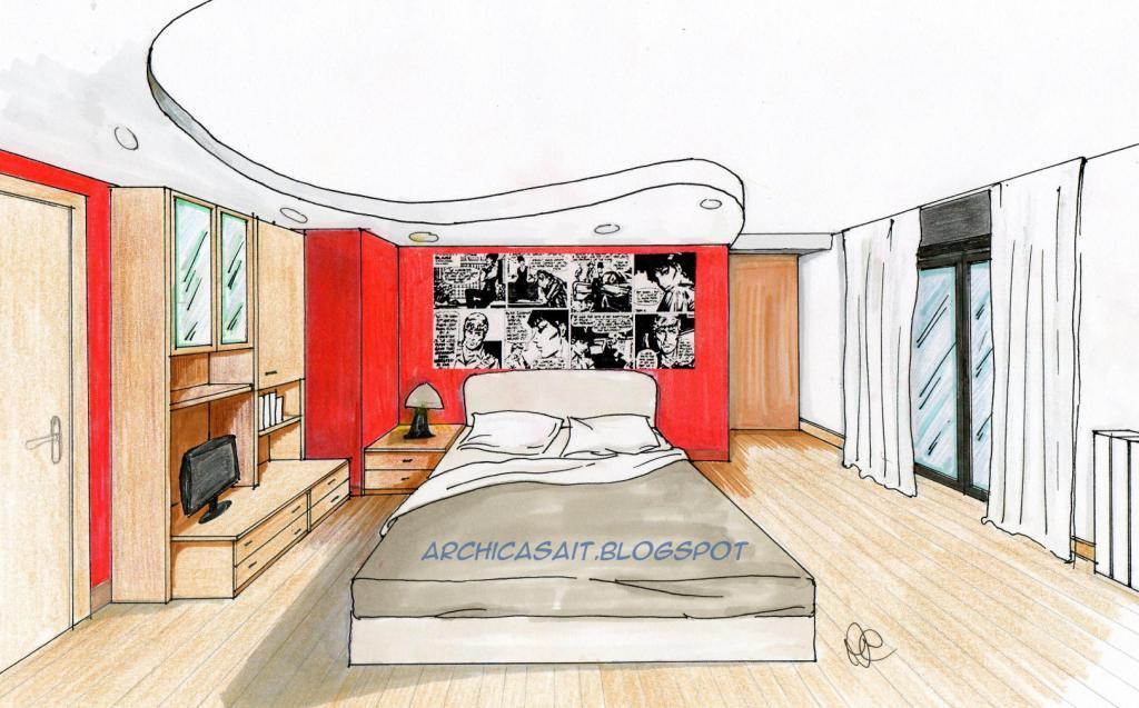 Archicasa gennaio 2013 for Disegno stanza