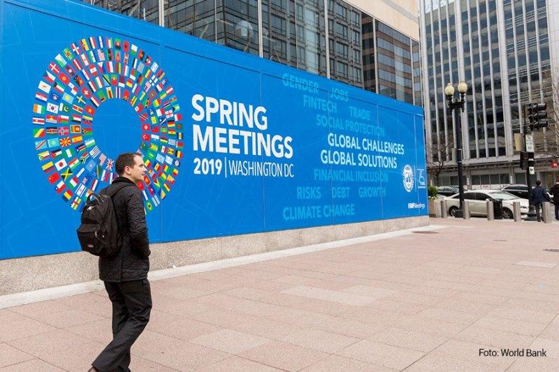 """Ini """"Oleh-Oleh"""" Dalam Spring Meetings IMF-WBG 2019 di Washington D.C"""