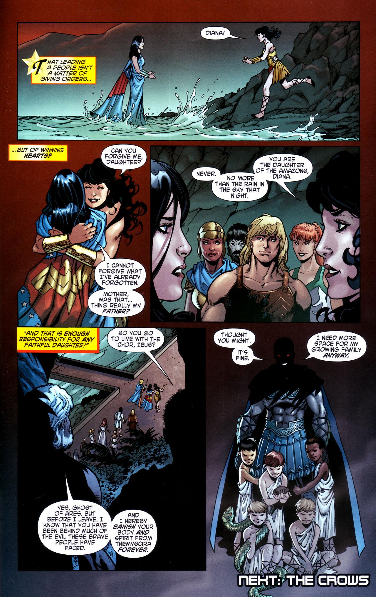 Read online Wonder Woman (2006) comic -  Issue #39 - 23
