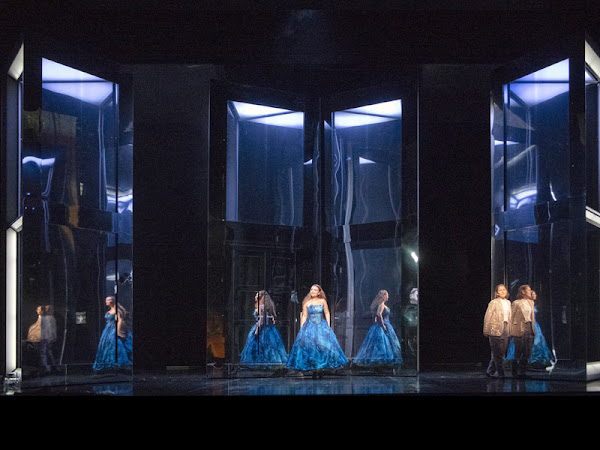 Glyndebourne's Cendrillon (UK Tour), New Victoria Theatre | Review