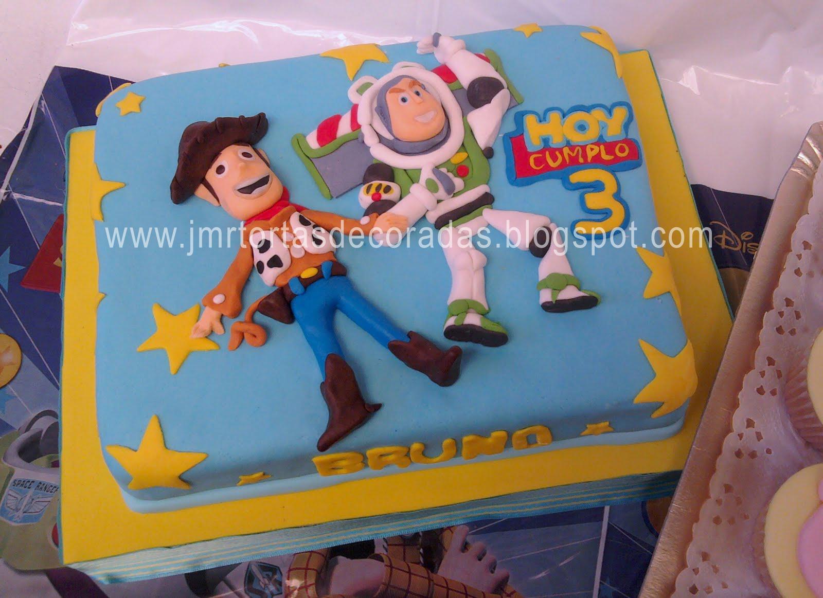 Mini Of Plano >> Toy Story + Cupcakes tematicos | JMR Tortas Decoradas