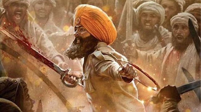 kesari collection akshay kumar