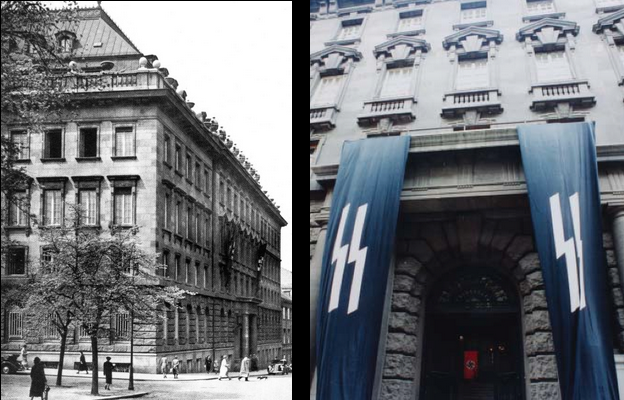Gestapo Headquarters