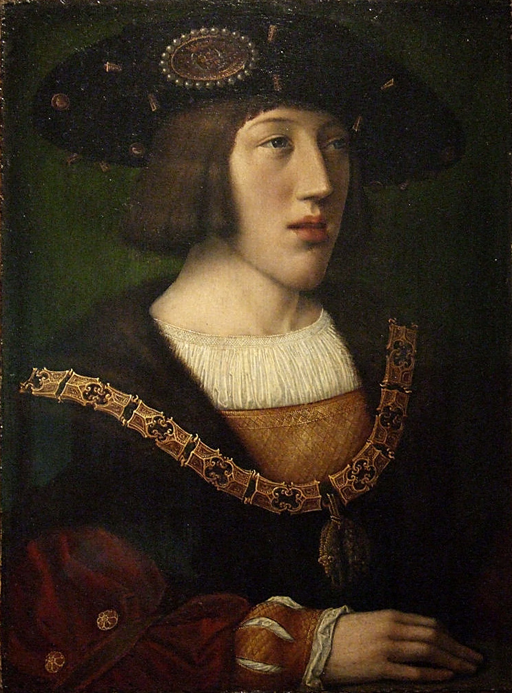 Puntadas Contadas Por Una Aguja Carlos V 1500 1558