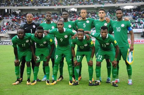 Nigeria: Super Eagles to play England in a friendly match