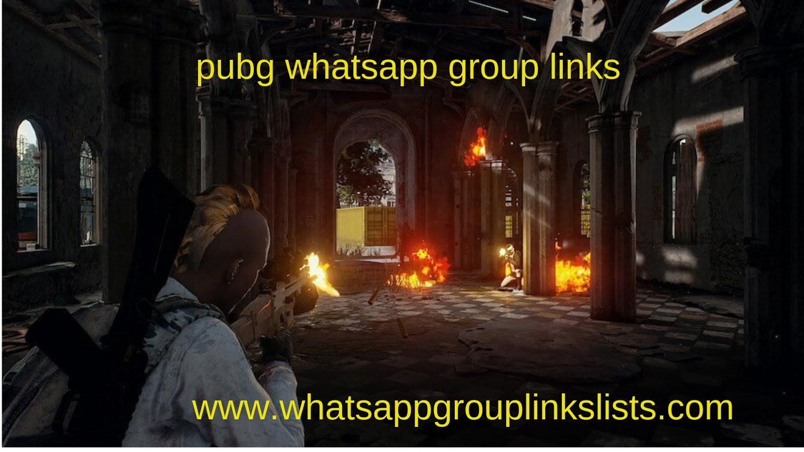 Join Pubg Whatsapp Group Links List