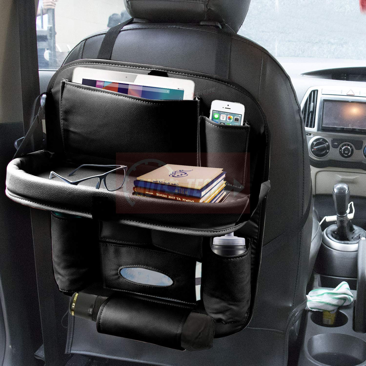 Top 5 Back Seat Organizer For Car Best For Travel