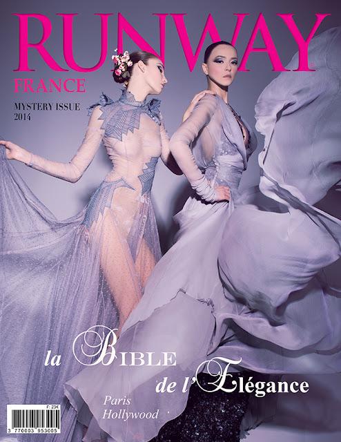 Runway Magazine Cover 2014