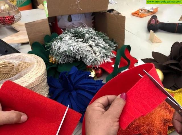 Los Llanos de Aridane se prepara para recibir la Navidad