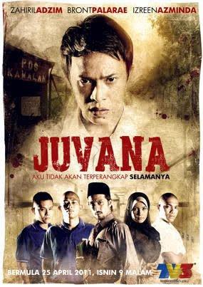 Review Drama Bersiri Juvana