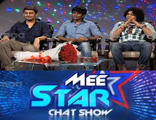 Mee Star Show with Dega Movie Team