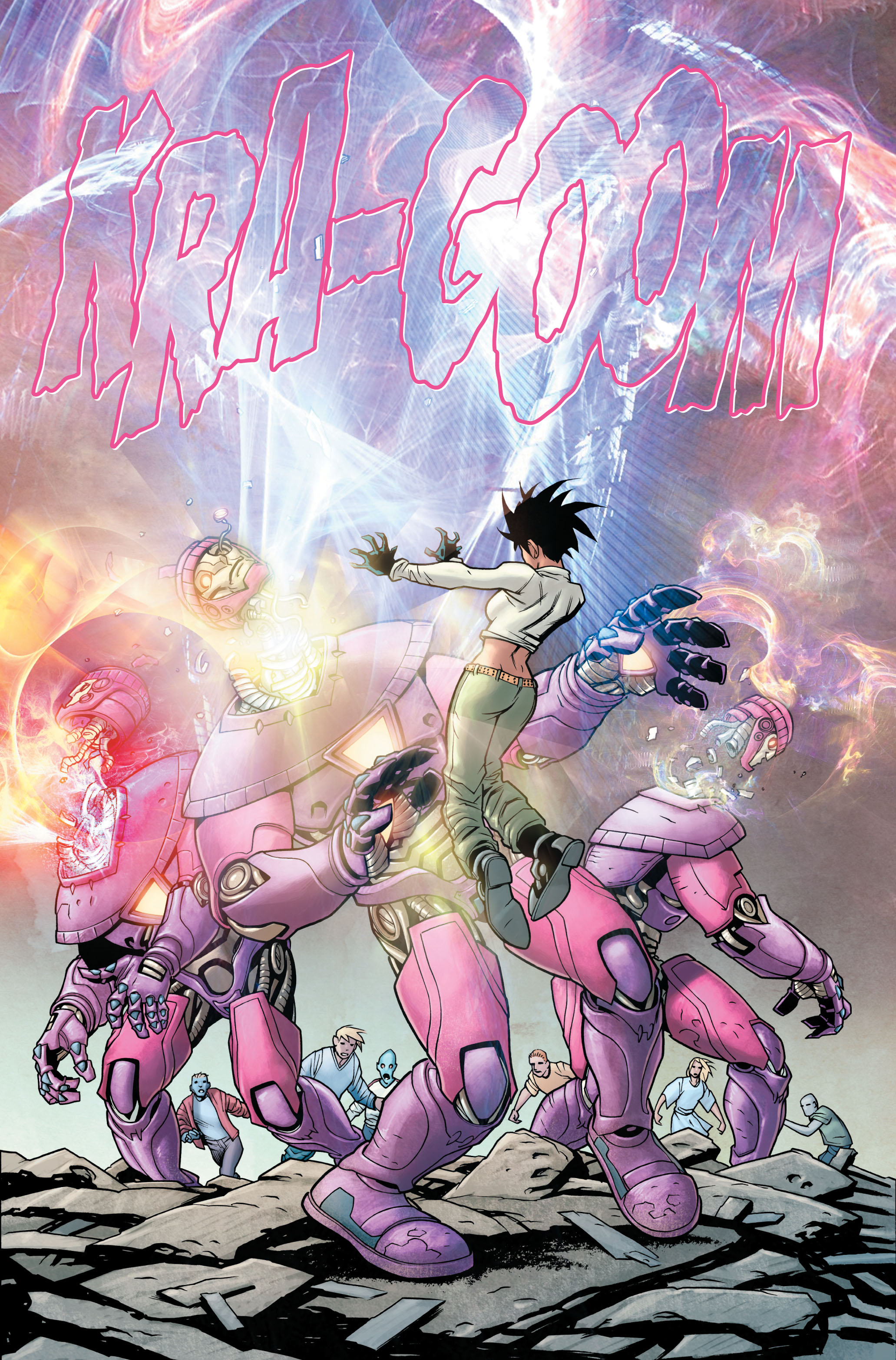 Read online Ultimate X-Men comic -  Issue #85 - 10