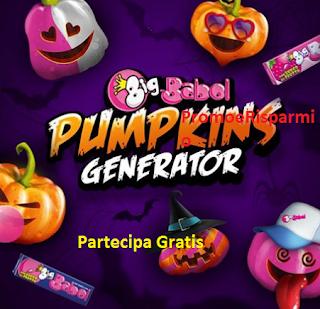 Logo Concorso Big Babol Halloween: vinci gratis Droni e Hoverboard