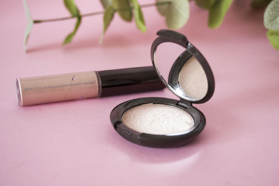 Favoritos maquillaje 2017 Glow on the go kit Becca iluminadores
