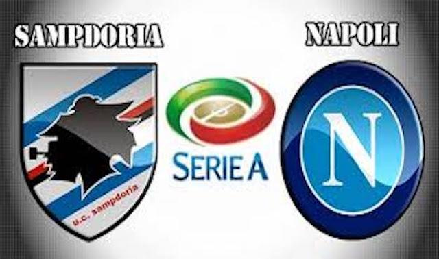 Image result for Sampdoria vs Napoli Live Stream