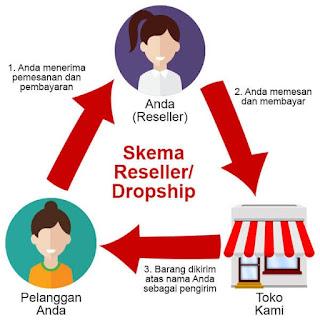 Skema Dropshiping
