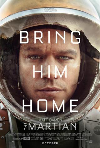 The Martian [2015] [DVD9] [NTSC] [Latino]
