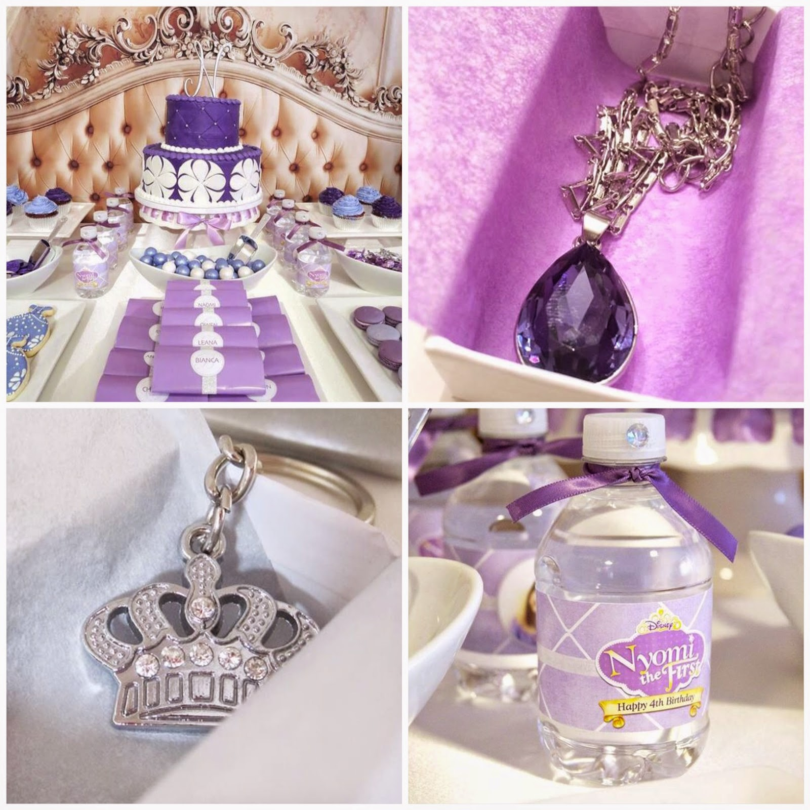 Aubzielation Nyomi's Princess Sofia The First Inspired