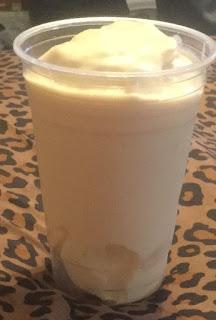 lemonade freeze, frosted lemonade, lemon shake, refreshing summer drink recipes, chick-fil-a copycat, copycat recipes,