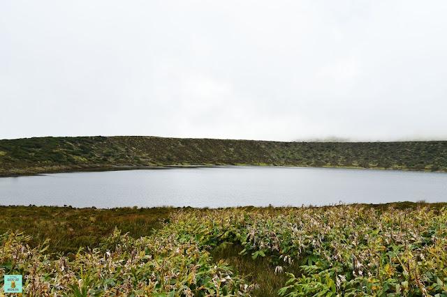 Lagoa Rasa, isla de Flores (Azores)