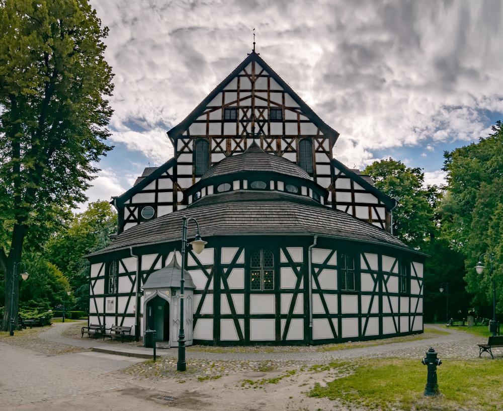 The Church of Peace in Swidnica