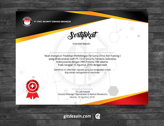 Template Sertifikat - Apmayssconstructiontemplate sertifikat