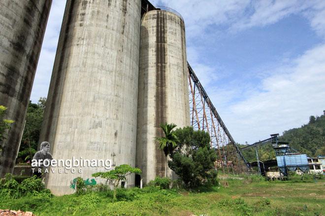 silo dan sizing plant sawahlunto