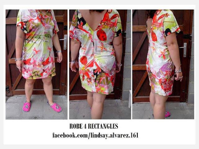 Couture facile pour d butants robe cousu main bettinael for Apprendre a coudre des vetements