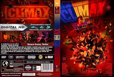 CARATULA CLIMAX - 2019 [COVER DVD]