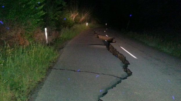 Miris,Tak Cuma Jadi Korban Gempa Bumi, Warga Selandia Baru Juga Jadi Korban Pencurian