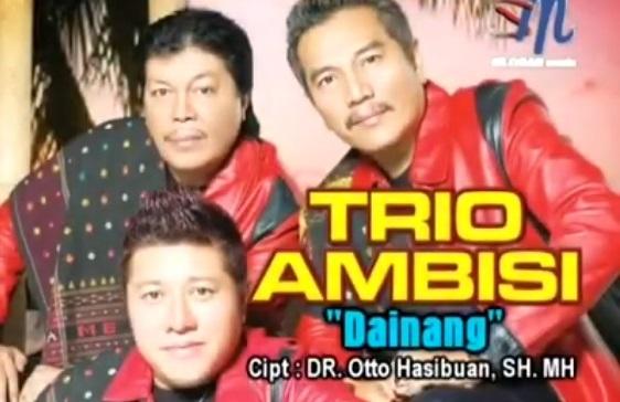 Lirik Lagu Batak Dainang - Trio Ambisi