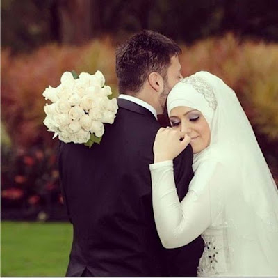 Cute Muslim Couple DP