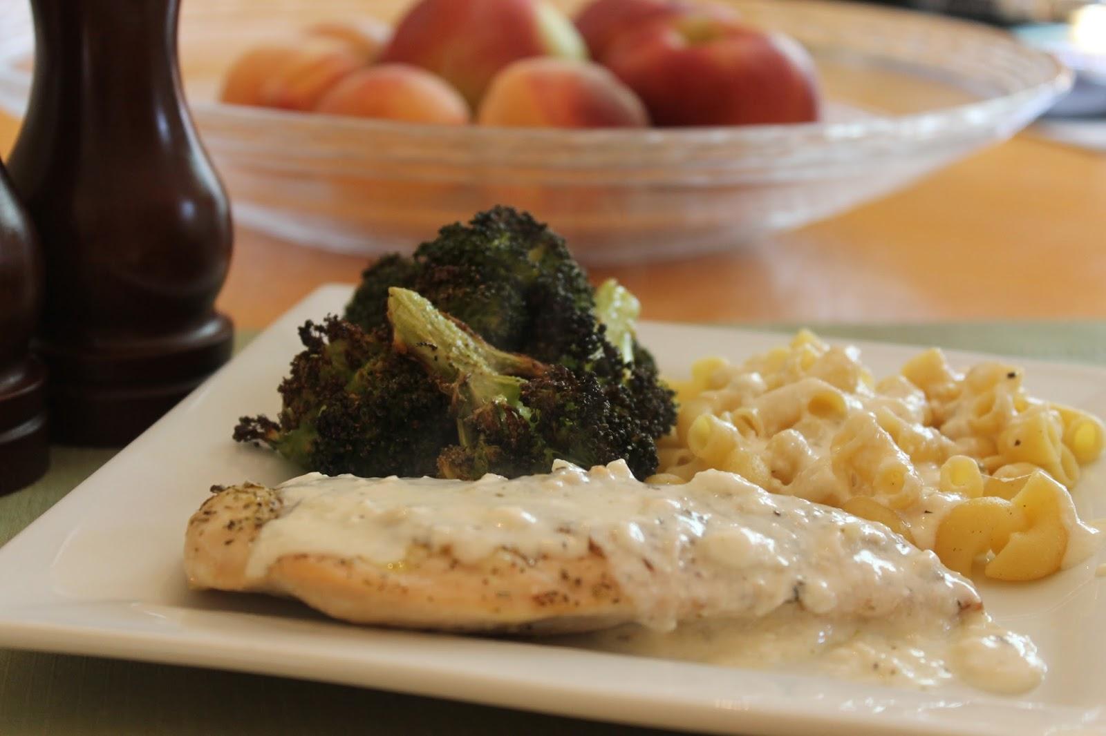 Healthy Alfredo Sauce – Fit To Savor